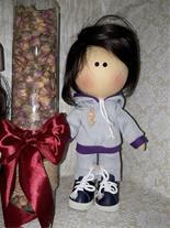 آموزش انواع عروسک روسی وتیلدا