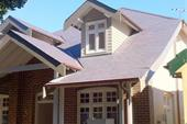 سبک سازی ساختمان (سقف های شیب دار)