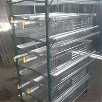 فروش فوری قفس صنعتی استاندارد دو طرفه و یک طرفه بل