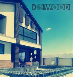 تولید کننده محصولات چوب پلاست ( پلی وود ) - 1