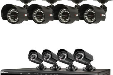 آموزش طراحی و نصب دوربین های مداربسته - 1