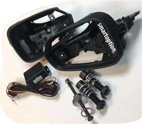 فروش و نصب آینه تاشو برقی برلیانس مدل H330 , H320 - 1