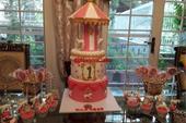 کیک فوندانت،کاپ کیک،پاپ کیک جشن تولد