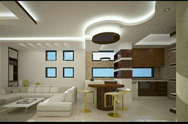 طراحی دکوراسیون داخلی آذین سرا اصفهان - 1