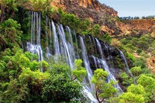 تور آبشار شوی تا کول خرسان سد دز نوروز 97