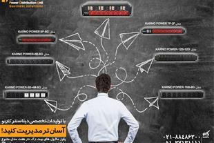 شرکت فراز شبکه کارنو تولید کننده سیستم های مدیریت