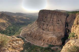 تور دامنه های دالاهو آبشار ریجاب نوروز 97