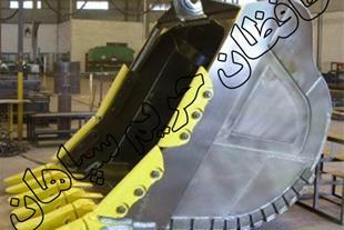 ساخت و فروش انواع پاکت لودر سبک،سنگین و فوق سنگین