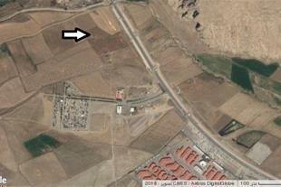 فروش زمین 480 متری بالاتر از بازارچه منطقه آزاد