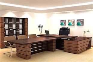 طراحی و تولید میز اداری در اصفهان