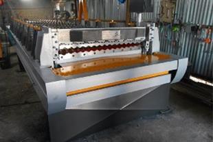 ساخت و تولید دستگاه چنکوکرکره سینوسی -ماشین مارکت
