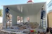 ساخت سردخانه در شیراز بندرعباس بوشهر