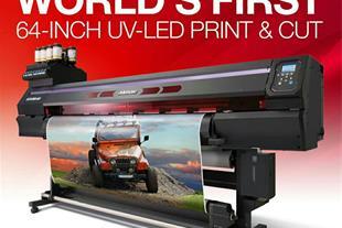 دستگاه چاپ وبرش یووی میماکی ژاپن مدل ucjv150-300