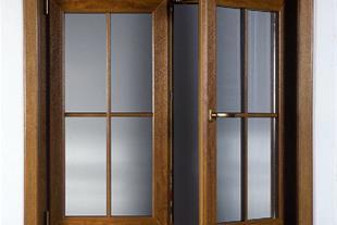 درب و پنجره دوجداره upvc - آلومینیوم