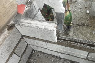 بلوک فوم دار تاپ پانل - بلوک با هسته پلی استایرن