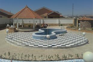 محوطه سازی باغ ویلا با طرح مناسب