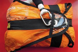 چتر کمکی پاراگلایدر پاراموتور کارپو فلای 100 کیلو