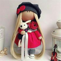 ساخت انواع عروسک های روسی