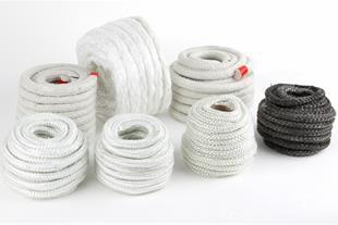 انواع طناب سرامیکی و فایبر گلاس