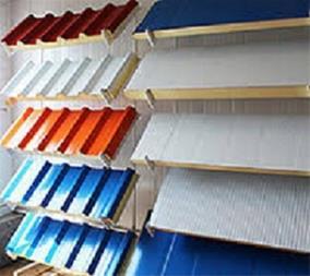 فروش ساندویچ پانل - 113 - آب بندی سقف