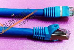 تولید پچکورد با کابل لگراند CAT6-SFTP