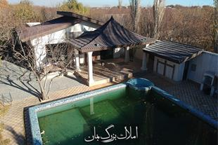 باغ ویلا در کردزار شهریار