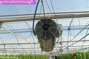 ساخت گلخانه تبریز | احداث گلخانه ارس