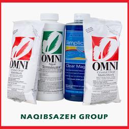 مواد شیمیایی نگهداری استخر OMNI و  Pool Guard - 1