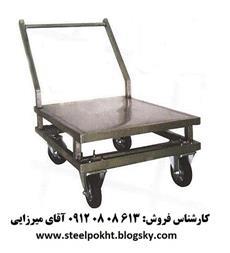 فروش گاری حمل دیگ - 1