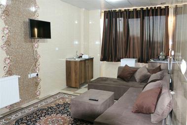 رزرو هتل آپارتمان آسام کرمان - 1