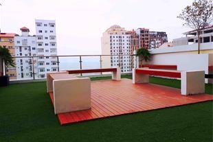 آپارتمان نوساز 105 متری در سرخرود