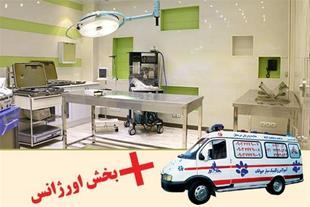 اورژانس و فوریتهای دامپزشکی بیمارستان درین