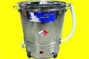 فروش دستگاه کره گیر و دوغ ساز یا مشک برقی ساج صنعت