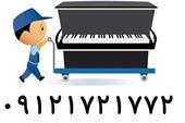 حمل و نقل پیانو توسط تنها باربری تخصصی حمل پیانو