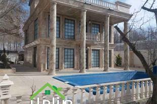فروش باغ ویلا در شهرک ویلایی ملارد کد1238