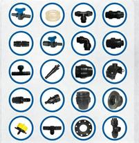 فروش ویژه اتصالات پلی اتیلن