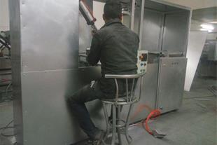 دستگاه اتوماتیک خم کن و کوبله لوله برق pvc
