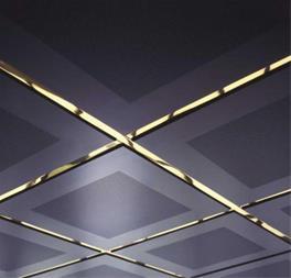 فروش سازه طلایی ، سازه آینه ای ، سازه شیار مشکی - 1