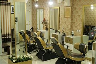 واگذاری کامل آرایشگاه زنانه ، قابل معاوضه با خودرو