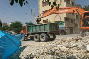 تخریب و خاکبرداری اصفهان
