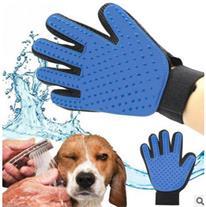 دستکش سیلیکونى نظافت و ماساژ حیوانات خانگى