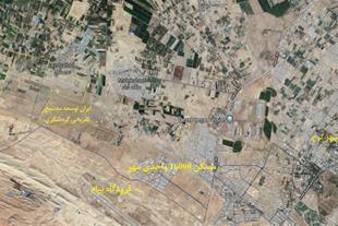 فروش زمین در عرب آباد قوهه