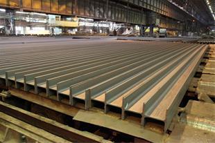 تیرآهن و هاش و آهن آلات ساختمانی و صنعتی