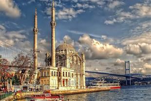تور استانبول ویژه زمستان 96