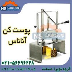 قیمت پوست گیر آناناس ، جدا کننده پوست آناناس - 1