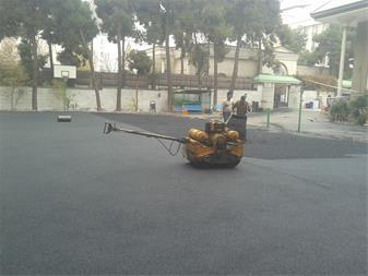 آسفالت کاری درمحمدشهر - 1