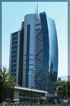 اجاره واحد اداری در برج آموت 75- 72- 50 متر