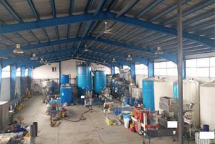 فروش کارخانه تولید و بسته بندی روغن موتور