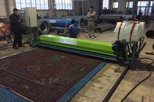 دستگاه قالیشویی اتوماتیک - دستگاه قالی شویی