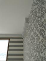 طراحی و اجرای کناف ، کاغذ دیواری ، پارکت